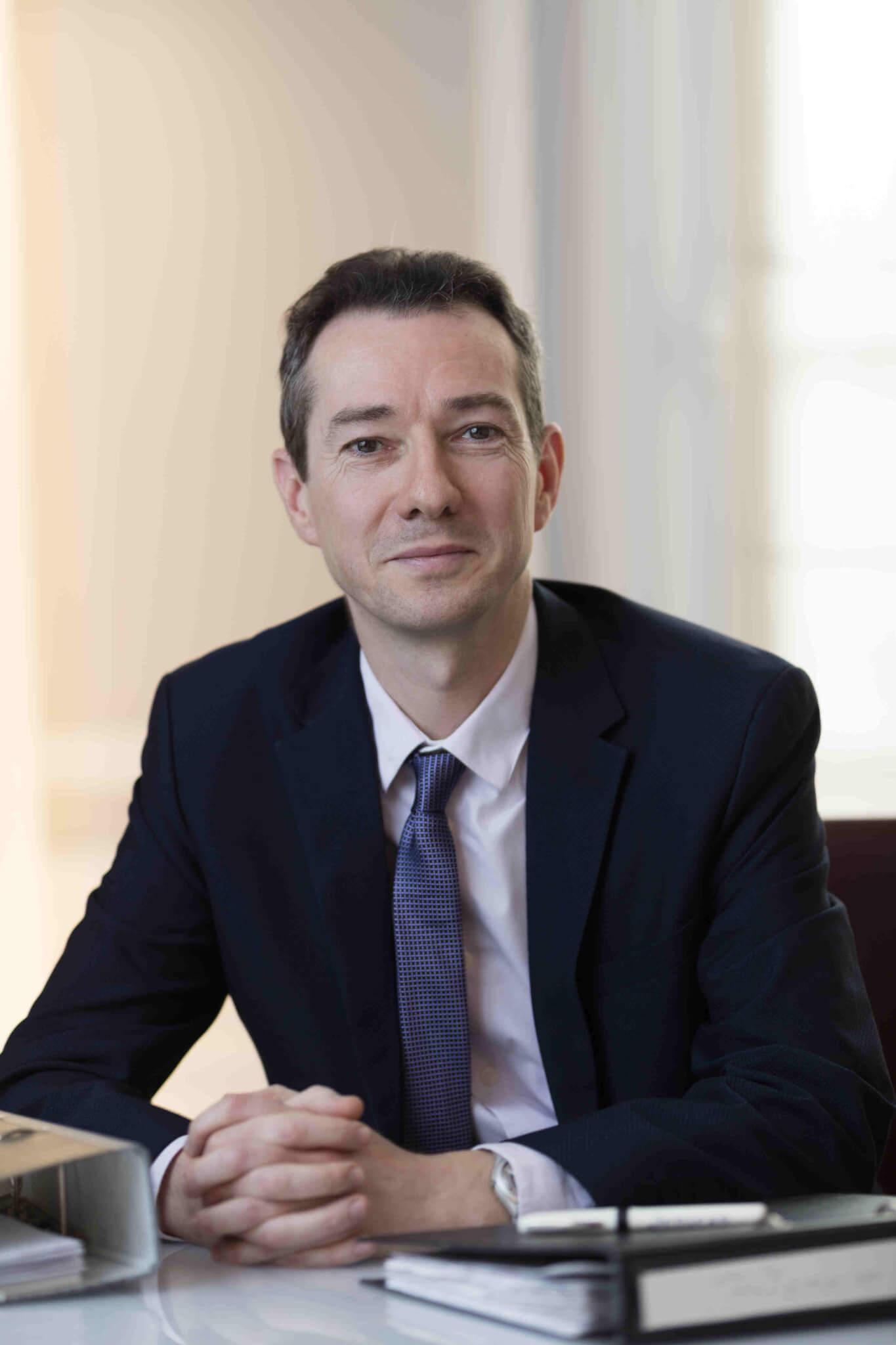 Mickael Cady, Associé secteur Energie